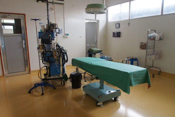 Eindruck-Operationssaal