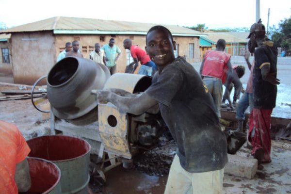 Faraja Healthcare in Himo, Tansania - 2010