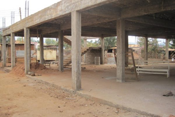 Faraja Healthcare in Himo, Tansania - 2012