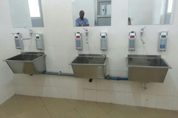 Faraja Healthcare in Himo, Tansania - 2014
