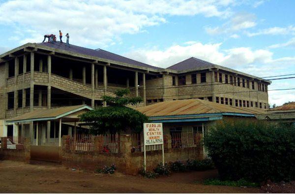 Faraja Healthcare in Himo, Tansania - 2016-September
