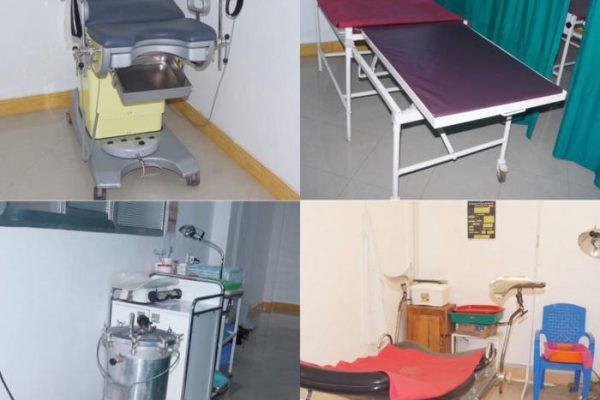 Faraja Healthcare in Himo, Tansania - 2017-Dezember
