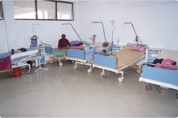 Faraja Healthcare in Himo, Tansania - 2018-4