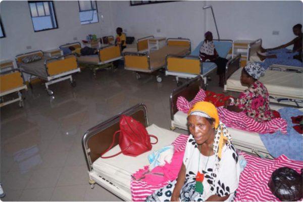 Faraja Healthcare in Himo, Tansania - 2018-7